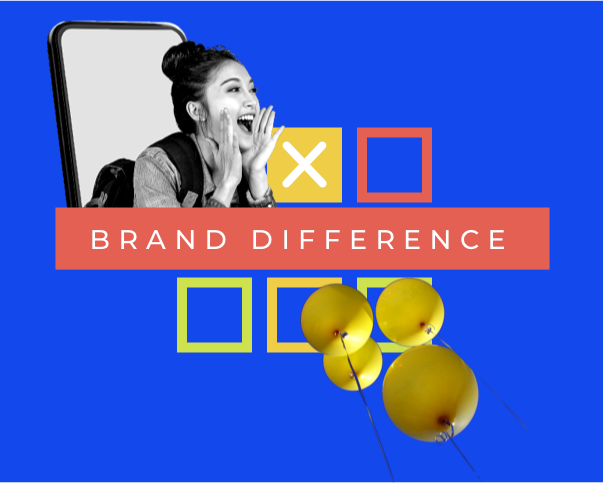 Human Understanding Lab Brand Difference